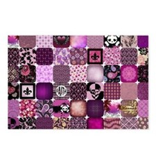 HANNAH'S PATCHWORK Postcards (Package of 8)