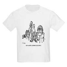 Easy & Hard Listening Rock Radio T-Shirt