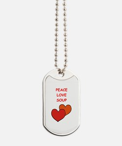 soup Dog Tags