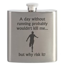 A Day Without Running Flask