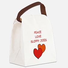 sl Canvas Lunch Bag