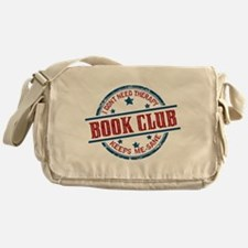 Book Club Keeps Me Sane Messenger Bag