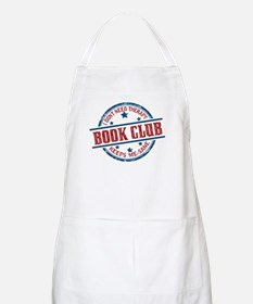 Book Club Keeps Me Sane Apron