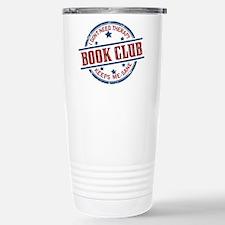 Book Club Keeps Me Sane Travel Mug