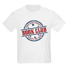 Book Club Keeps Me Sane T-Shirt