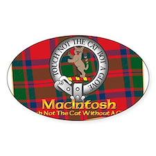 MacIntosh Clan Decal