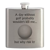 Golf Flask Bottles