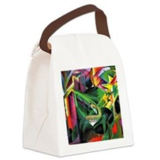 Franz Marc: Deer in a Monastery G Canvas Lunch Bag