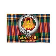 MacGill Clan Magnets