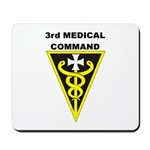 3rd Medical Command Mousepad