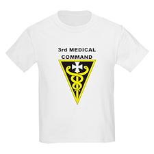 3rd Medical Command Kids T-Shirt