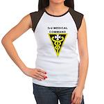 3rd Medical Command Women's Cap Sleeve T-Shirt