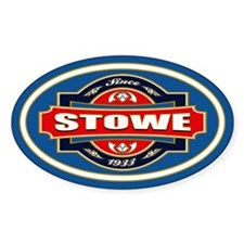 Stowe Old Label Decal
