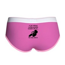 A Day Without Cycling Women's Boy Brief