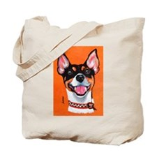 Rickie Roo by Terry Stanley Tote Bag