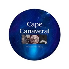 """ABH Cape Canaveral 3.5"""" Button (100 pack)"""