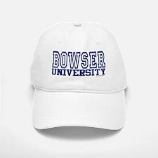 BOWSER University Baseball Baseball Cap