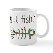 Gut Fish Camouflage Pattern Mugs