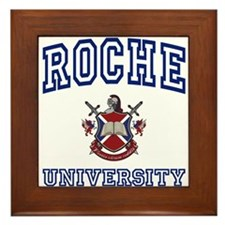 ROCHE University Framed Tile
