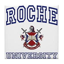 ROCHE University Tile Coaster