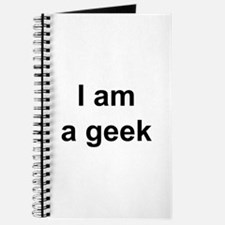 I Am A Geek Journal