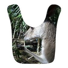 Australia wallaby Bib