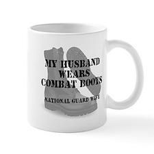 National Guard Wife wears CB Mugs