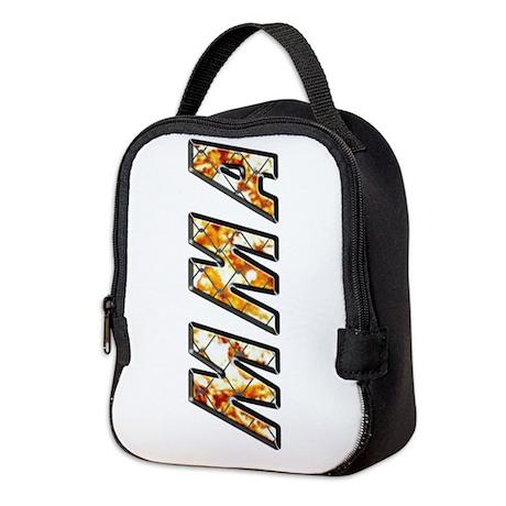 MMA Neoprene Lunch Bag