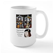 King Richard III Mugs