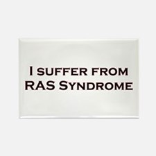 RAS Syndrome Rectangle Magnet