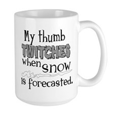Thumb Twitches Mug