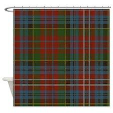 Kidd Tartan Shower Curtain