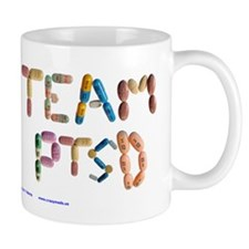 Team Ptsd Mug Mugs
