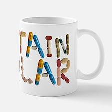 Captain Bipolar Mug Mugs