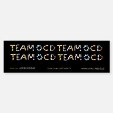 Team OCD Bumpersticker