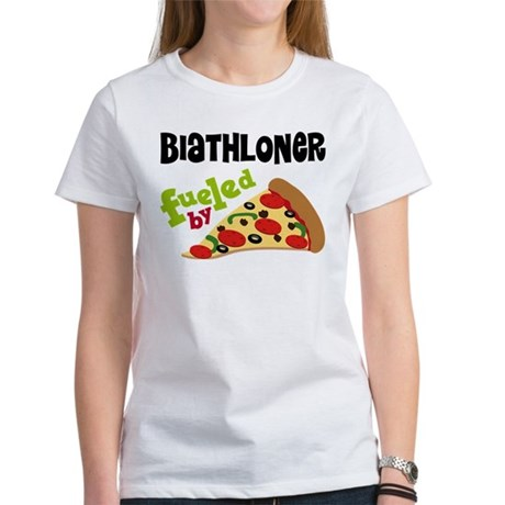 Biathloner Women's T-Shirt
