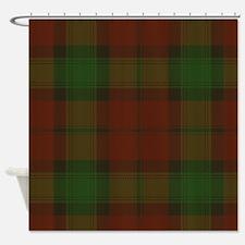 Kerr Tartan Shower Curtain