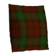 Kerr Tartan Burlap Throw Pillow