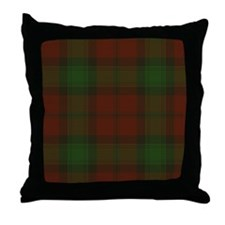 Kerr Tartan Throw Pillow