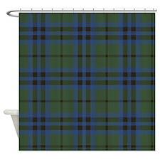 Keith Tartan Shower Curtain