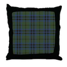 Keith Tartan Throw Pillow