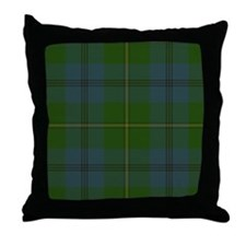 Johnston Tartan Throw Pillow