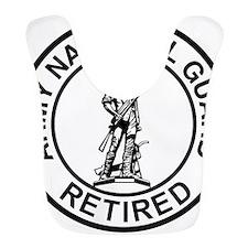 ARNG-Retired-Ring-Black-White Bib