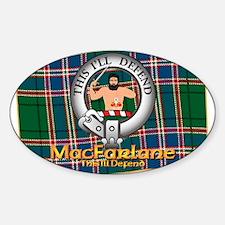 MacFarlane Clan Decal