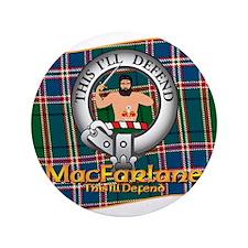 """MacFarlane Clan 3.5"""" Button"""