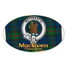 MacEwen Clan Decal