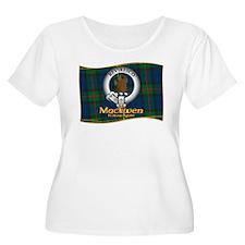 MacEwen Clan Plus Size T-Shirt
