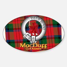 MacDuff Clan Decal