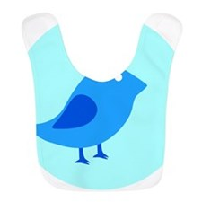 baby bluebird Bib
