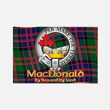 MacDonald Clan Magnets